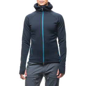 Houdini Power Houdi Jacket Women Blue Illusion